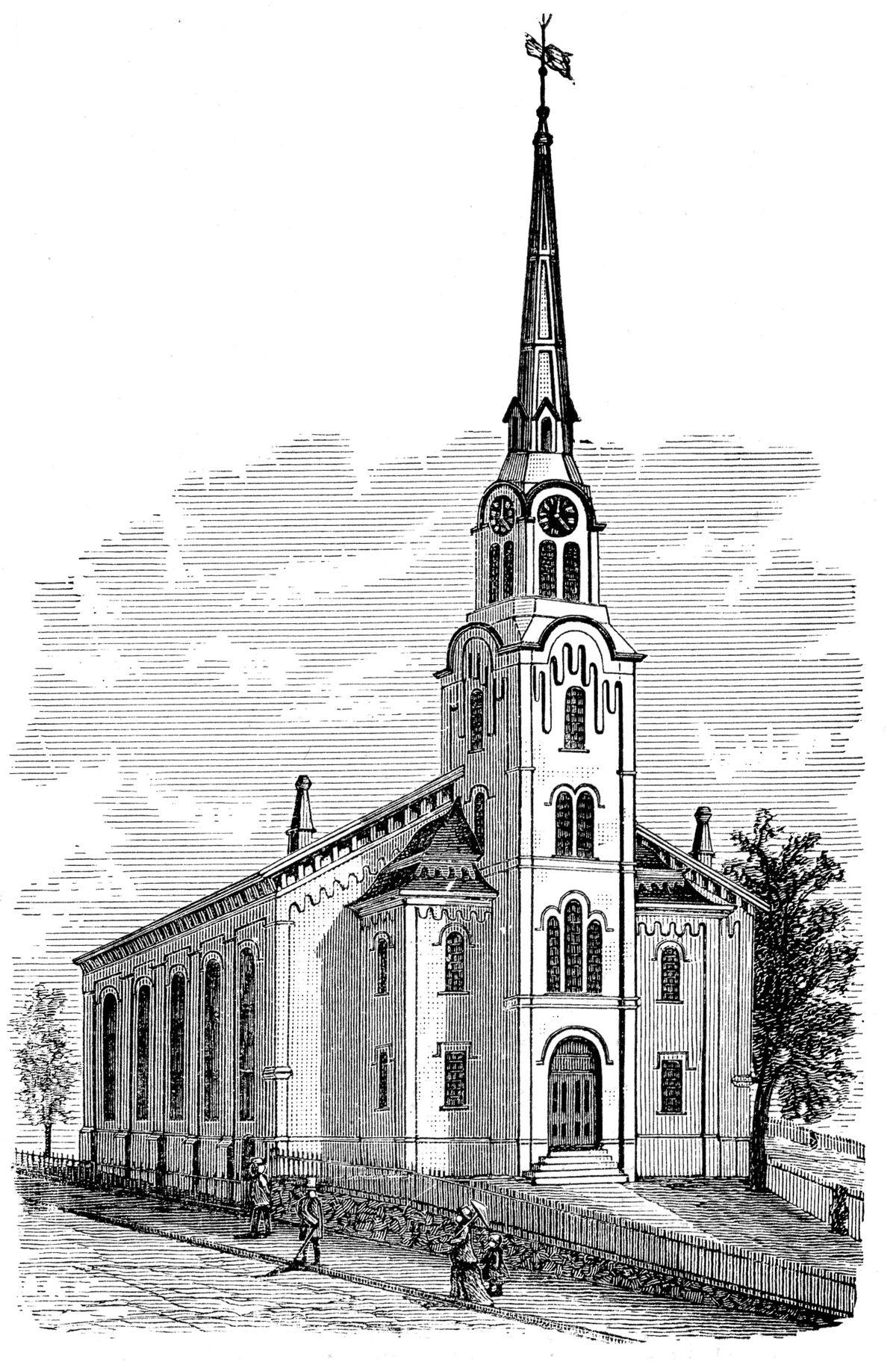 Pentecostal Churches In Rhode Island