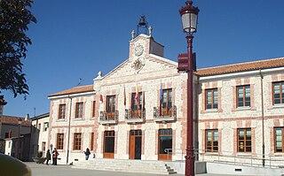 Villagonzalo Pedernales municipality in Castile and León, Spain