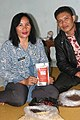 Pengurus Kelompok Tani Bina Sejahtera (Yusuf) bersama Perwakilan Dinas Perkebunan Provinsi Jawa Tengah saat pengurusan Halal MUI - Agustus 2014.jpg