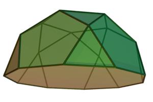Pentagonal rotunda - Image: Pentagonal rotunda