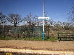Penyffordd railway station (4).JPG