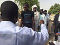 People queueing to vote during the 2016 Chadian presidential election.jpg