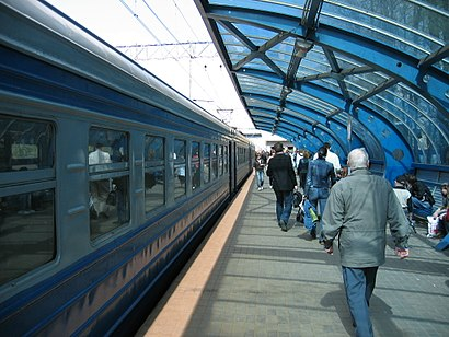 How to get to Перловская with public transit - About the place
