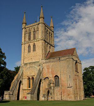 Pershore Abbey - Pershore Abbey
