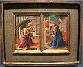 Pesellino, annunciazione, 1450-55 ca. 01.JPG