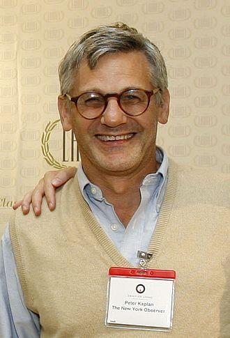Peter W. Kaplan - Image: Peter Kaplan