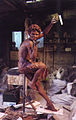 Peter Pan in Clay Copyright D Byron-O'Connor 2000.jpg