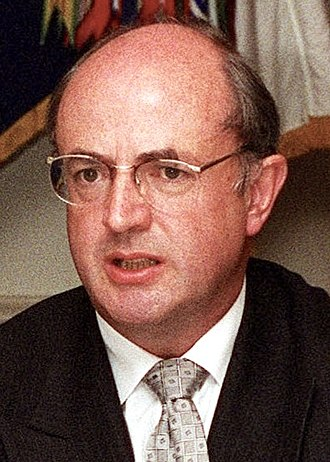 Howard Government - Peter Reith in 2001