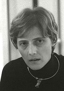 Petra Kelly German politician and activist