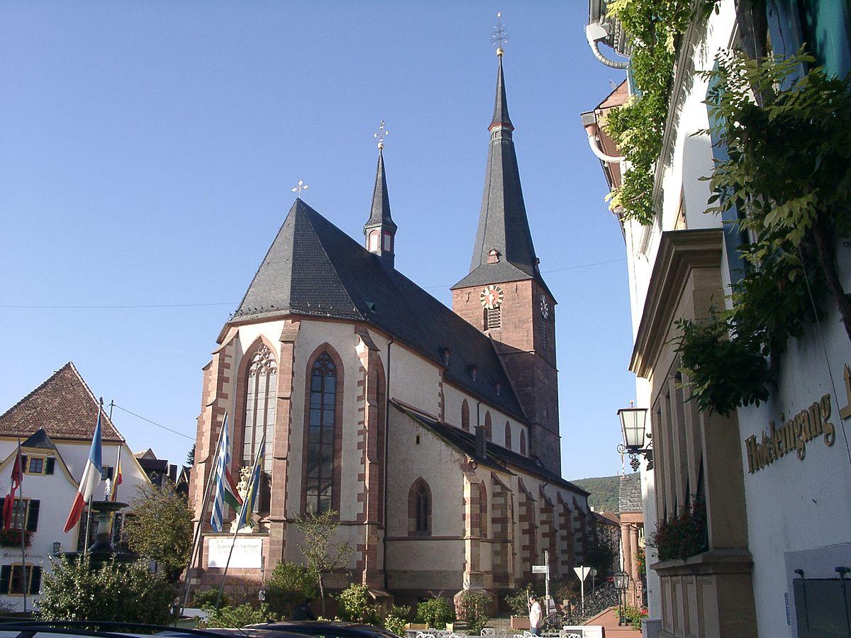 St Ulrich Deidesheim Wikipedia