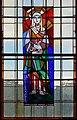 Pfarrkirche Greifenburg interior - stained glass window hl. Elisabeth.jpg