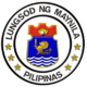 Official seal of Manila