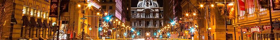 Philadelphia page banner
