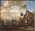 Philips Wouwerman - Soldatenlager - L 2516 - Bavarian State Painting Collections.jpg
