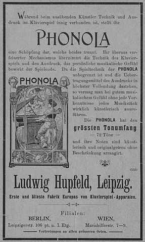 http://upload.wikimedia.org/wikipedia/commons/thumb/a/a6/Phonola_advertisement_1903.jpg/287px-Phonola_advertisement_1903.jpg
