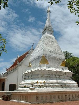 Loei Province - Phra That Si Song Rak in Amphoe Dan Sai