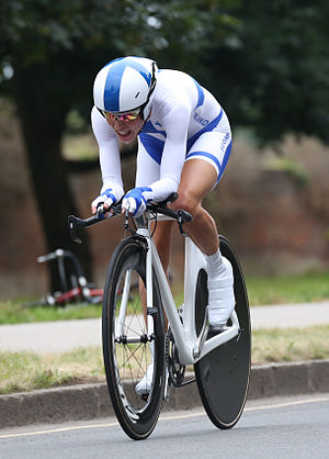Finland at the 2012 Summer Olympics - Pia Sundstedt finished eleventh in women's time trial