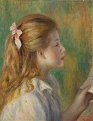 Reading (La Lecture)
