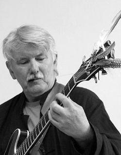 Pierre Dørge Danish avant-garde jazz guitarist, bandleader and composer