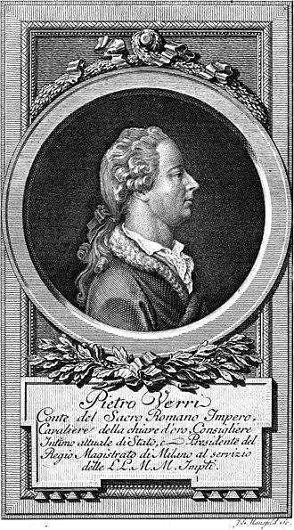 Pietro Verri - Pietro Verri