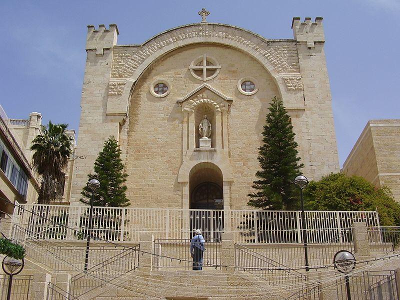 מנזר סן ונסן דה פול בירושלים
