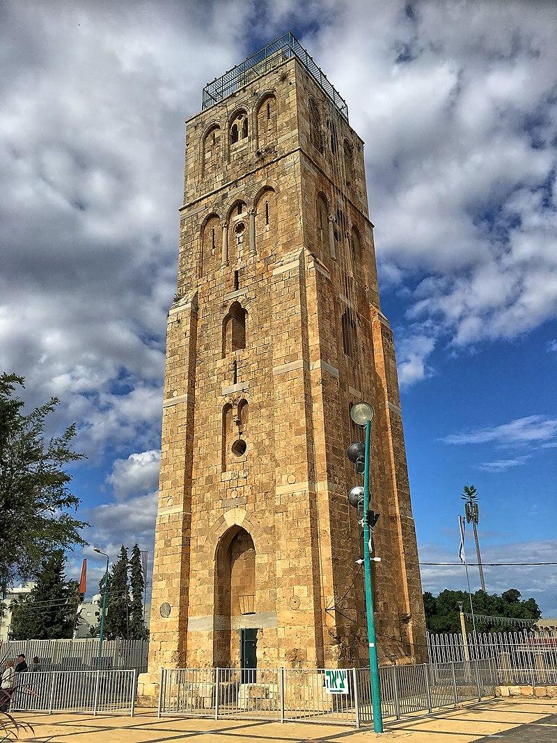 המגדל הלבן רמלה
