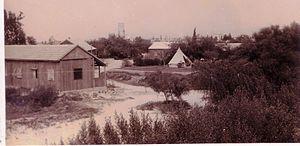 Kiryat Haim - Kibbutz Mishmar Zevulun in Kiryat Haim, 1942