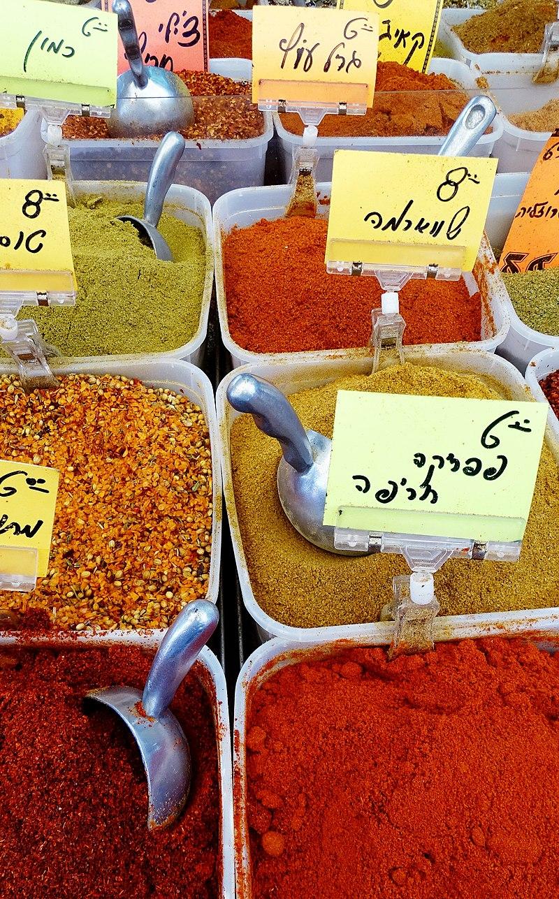 שוק הכרמל תל אביב