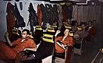 Pilots of VA-212 in ready room aboard USS Hancock (CVA-19), in 1963.jpg