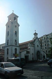 Pinaglabanan Church Church in Metro Manila, Philippines
