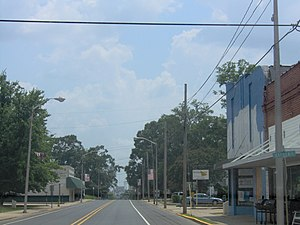 Pineville, Louisiana - Image: Pineville Main Street