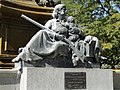 Pioneer Monument by Frederick William MacMonnies - DSC01387.JPG