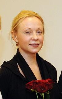 Piret Kalda Estonian actress