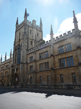 Cambridge University Press - The Pitt Building in Cambridge, which used to be the headquarters of Cambridge University Press, and now serves as a conference centre for the Press