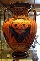 Pittore di antimenes (attr.), anfora attica con maschera dionisiaca, 520-500 ac ca. 02.jpg