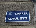 Placa del carrer Maulets de Xàtiva.jpg