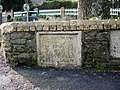 Plaque, Greenway road, Galmpton - geograph.org.uk - 368493.jpg
