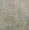 Plate 34 - Jamaica (1909 Bromley Atlas of Queens) - Flushing–Jamaica Streetcar Map 02.jpg