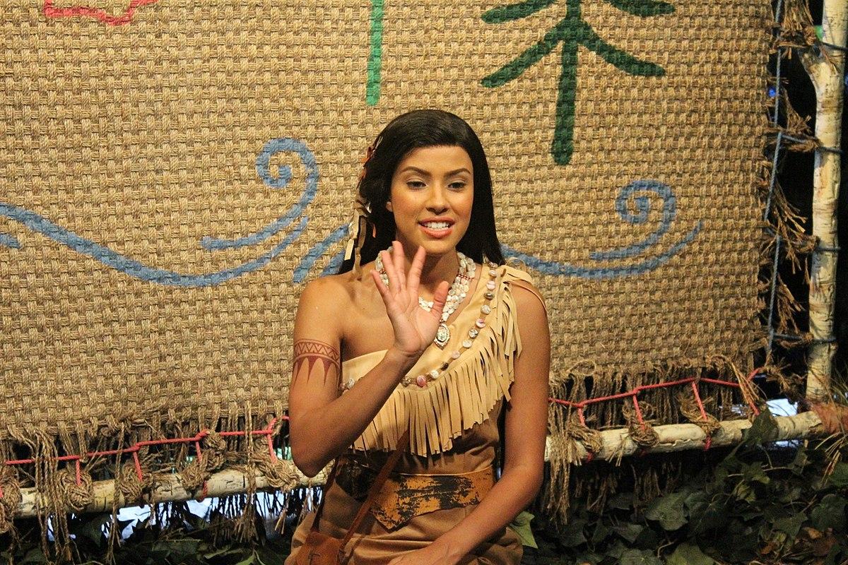 Pocahontas Disney Wikipedia La Enciclopedia Libre