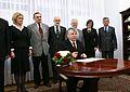 Podpisanie przez marszałka Bogdana Borusewicza ustawy upoważniającej prezydenta do ratyfikacji Traktatu z Lizbony.JPG