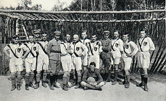 Legia Warsaw - Legia Warsaw in 1916