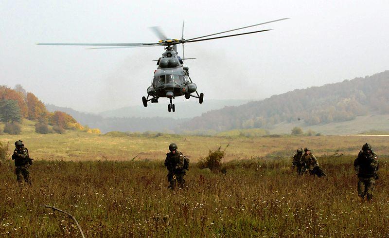 """Польские коммандос действуют против """"Халифата"""" в Сирии и Ираке"""