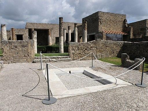 Pompeii excavations, Napoli, Italy 26