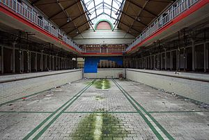 Henry Price (architect) - Harpurhey Baths August 2008