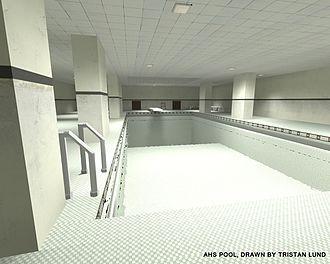 Austin High School (Minnesota) - Pool