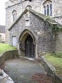 Porch, St Mary's Church, Haverfordwest - geograph.org.uk - 615459.jpg