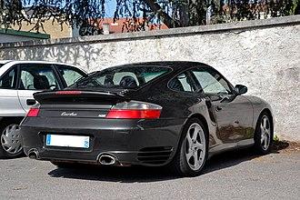 Porsche 996 - Porsche 911 (996) Turbo