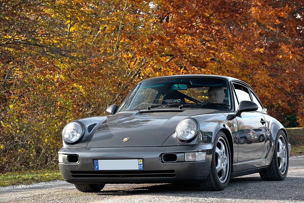 Porsche Carrera RS - Flickr - Alexandre Prévot