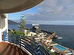 Port of Funchal from Madeira Regency Club Hotel - Madeira, October 2012.jpg