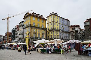 Ribeira Square - Ribeira Square.